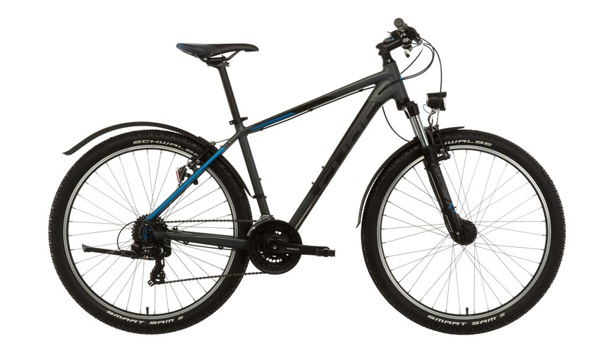 Cube Aim Allroad 27.5 darkgrey'n'blue